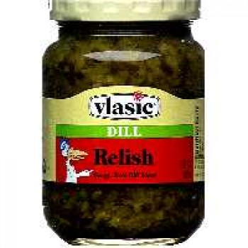 Vlasic Pickle Relish Dill
