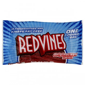 American Licorice Red Vines Jumbo
