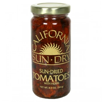 California Sun-Dry Tomatoes Sun Dried with Herbs