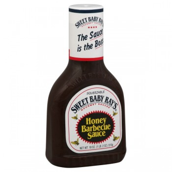Sweet Baby Ray's Barbecue Sauce Honey