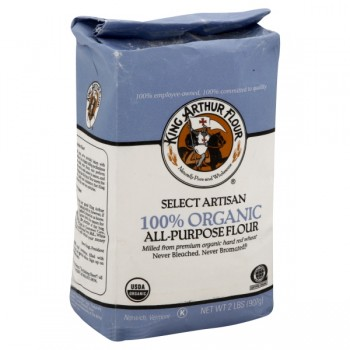 King Arthur Select Artisan Flour All-Purpose 100% Organic