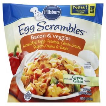 Pillsbury Egg Scrambles Bacon & Veggies