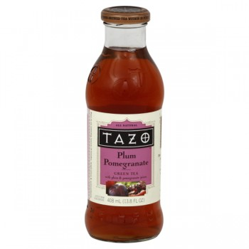 Tazo Iced Tea Green with Plum & Pomegranate Juices
