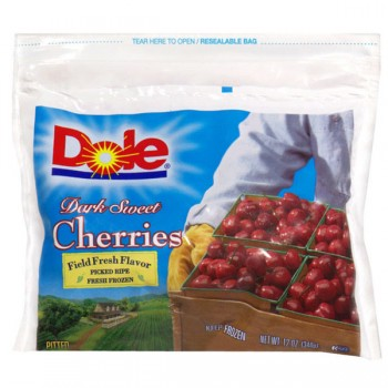 Dole Cherries Dark Sweet Frozen