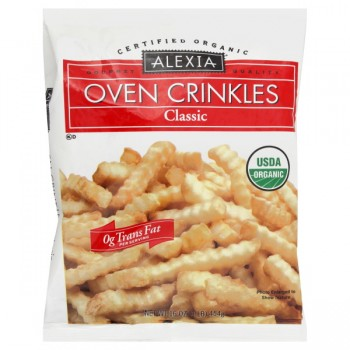 Alexia Oven Crinkles Classic All Natural Organic