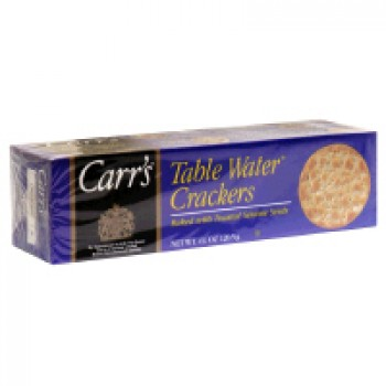 Carr's Table Water Crackers Sesame