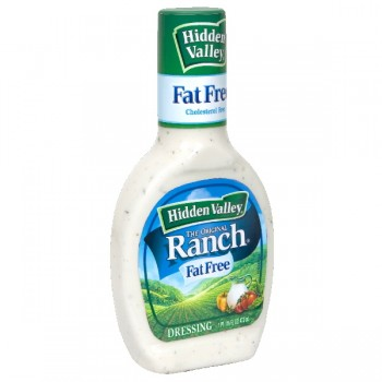 Hidden Valley Salad Dressing Original Ranch Fat Free