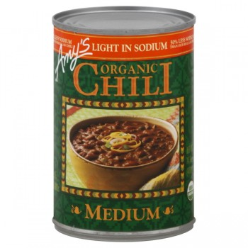 Amy's Chili Medium Light in Sodium Organic