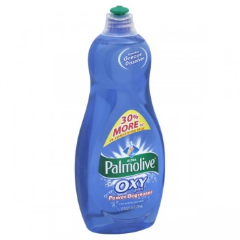 Palmolive Ultra Oxy Plus Dish Liquid Power Degreaser