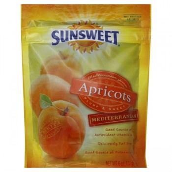 Sunsweet Apricots Dried Mediterranean