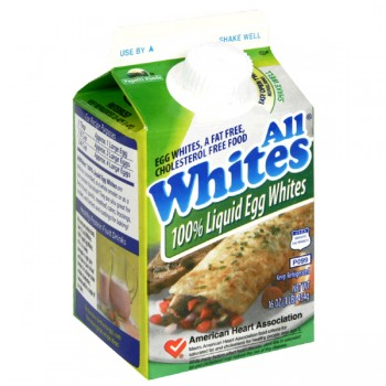 All Whites 100% Liquid Egg Whites Fat Free