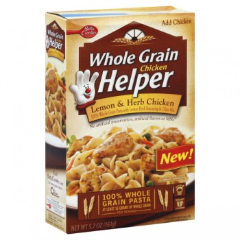 Betty Crocker Chicken Helper Whole Grain Lemon Herb
