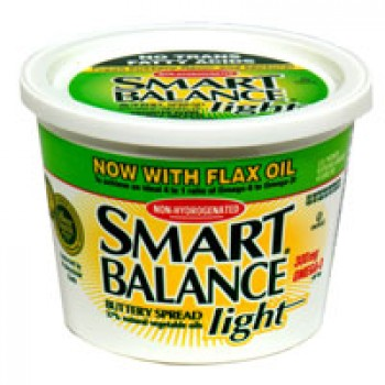 Smart Balance Buttery Spread Light with Flax Oil