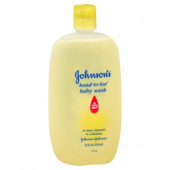 Johnson's Baby Wash Head-To-Toe