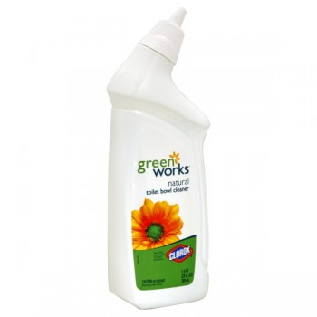 Clorox Green Works Toilet Bowl Cleaner Natural