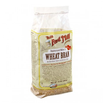 Bob's Red Mill Wheat Bran Unprocessed Miller's