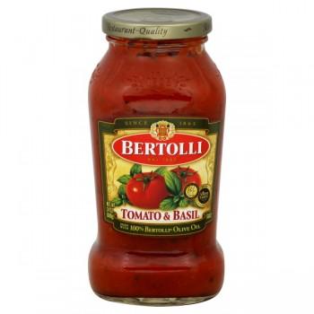 Bertolli Pasta Sauce Tomato & Basil