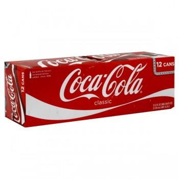 Coca-Cola Classic - 12 pk