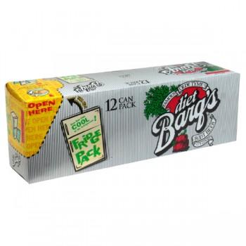 Barq's Root Beer Diet - 12 pk