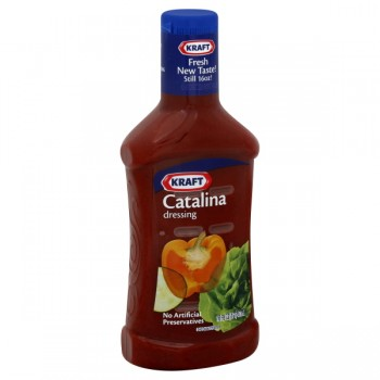 Kraft Salad Dressing Catalina