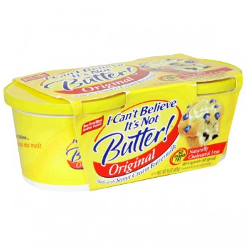 I Can't Believe It's Not Butter Soft - 2 ct