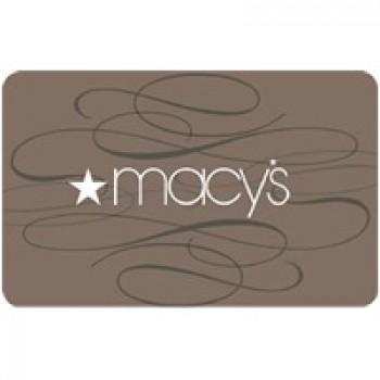 $50 Macy's Gift Card