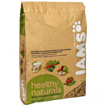 Iams Healthy Naturals Dry Dog Food 1+ Years