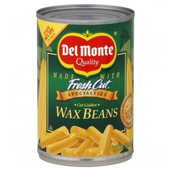 Del Monte Fresh Cut Beans Golden Wax Cut