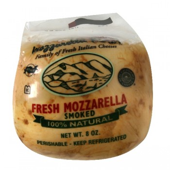 Mozzarella Fresca Cheese Mozzarella Fresh Smoked Ball Natural