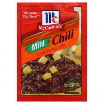 McCormick Seasoning Mix Chili Mild