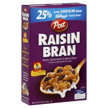 Post Raisin Bran Cereal