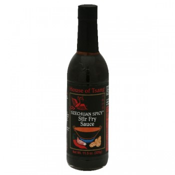 House Of Tsang Stir-Fry Sauce Spicy Szechuan