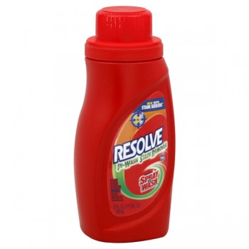 Resolve In-Wash Stain Remover for Standard & HE Washers