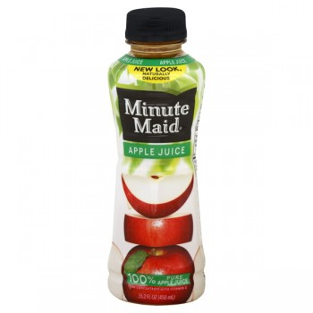 Minute Maid 100% Pure Apple Juice