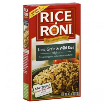 Rice-A-Roni Long Grain & Wild Rice