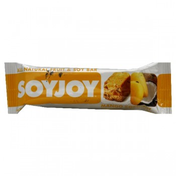 SOYJOY All Natural Fruit & Soy Snack Bar Mango Coconut