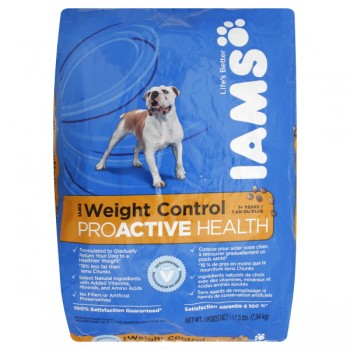 Iams ProActive Health Dry Dog Food Weight Control 1+ Years