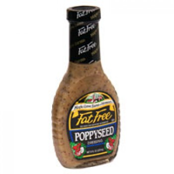 Maple Grove Farms Salad Dressing Poppy Seed Fat Free