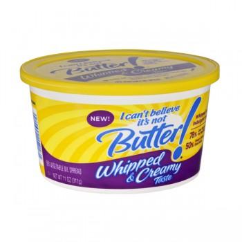 I Can't Believe It's Not Butter Spread Whipped & Creamy Taste