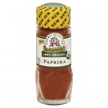 McCormick Gourmet Collection Paprika Organic