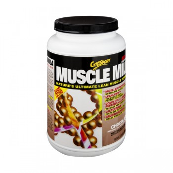 Muscle Milk Protein Supplement Powder Chocolate