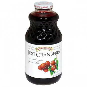 R.W. Knudsen Family Just Cranberry Juice