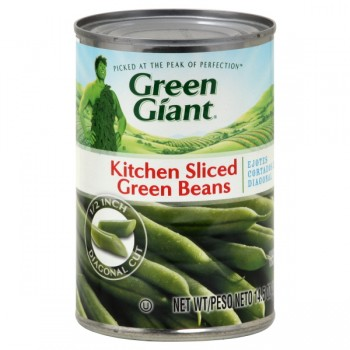 Green Giant Green Beans Kitchen Sliced