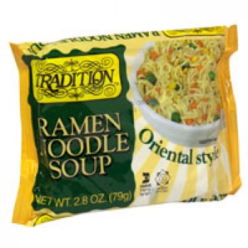 Tradition Ramen Noodle Soup Oriental