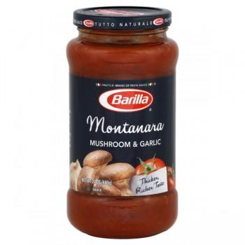 Barilla Pasta Sauce Montanara Mushroom & Garlic