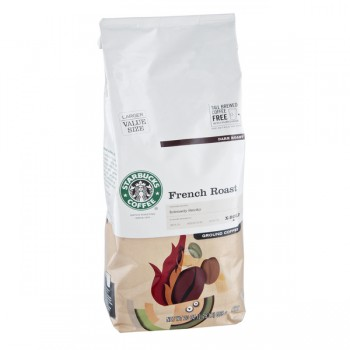Starbucks French Roast X-Bold Coffee (Ground)