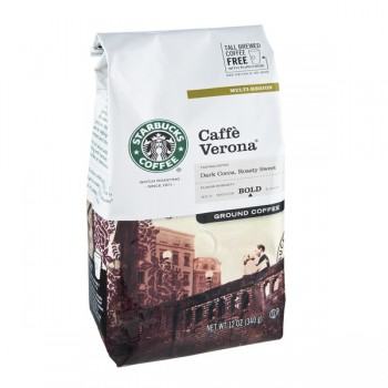 Starbucks Caffe Verona Coffee (Ground)