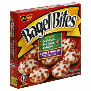 Bagel Bites Cheese & Pepperoni - 9 ct