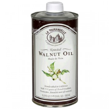 La Tourangelle Gourmet Walnut Oil Roasted Natural