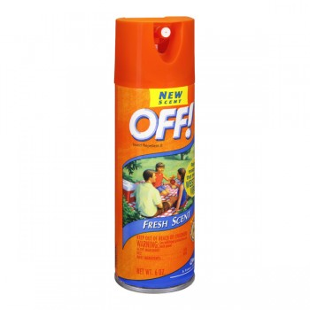 OFF! Active Insect Repellent 15% Deet Sweat Resistant Spray
